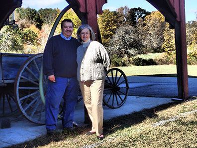 Louis Chatey and Margaret Chatey - Westford Hill Distillers - Ashford, CT USA