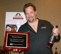 Marko Karakasevic of CHARBAY Winery and Distillery