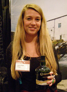 Brand Ambassador Joanne Ryan - Photo by Luxury Experience
