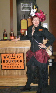 Hollis Bulleit of Bulleit Bourbon at Whisky Live New York - Photo by Luxury Experience