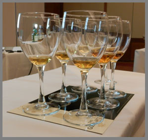 Whisky Tasting Glassess - Photo by Luxury Experience
