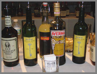 Whisky Live products on display - Photo by Luxury Experience