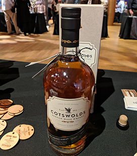 Cotwolds - Whisky Live NYC 2019 - photo by Luxury Experience