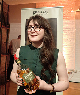 Kilbeggan - Whisky Live NYC 2019 - photo by Luxury Experience