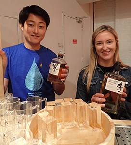 The House of Suntory - Whisky Live NYC 2019 - photo by Luxury Experience
