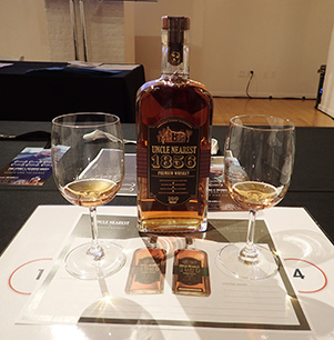 Uncle Nearest 1856 / 1820 tasting - Whisky Live NYC 2019 - photo by Luxury Experience