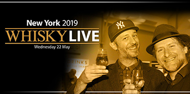 Whisky Live NYC 2019