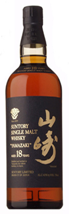 Yamazaki - Aged 18 Years Single Malt Whisky
