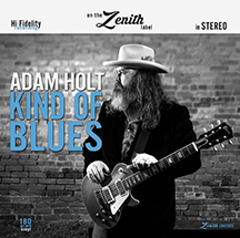 Adam Holt - Kind of Blues