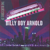 Billy Boy Arnold - The Blues Soul