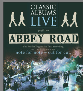 Classis Albums Live - The Beatles - Abbey Road