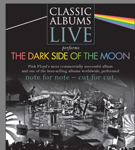 Classis Albums Live - Pink Floyd - The Dark SIde of the Moon