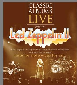 Classis Albums Live - Led Zepplin II