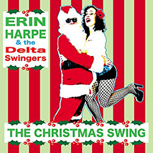 Erin Harpe & The Delta Swingers - The Christmas Swing
