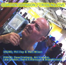 Gordon Johnson - Trios No. Five