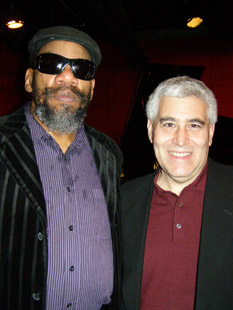 Henry Butler and Edward F. Nesta - photo by Luxury Experience