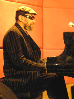 Henry Butler at the Piano - photo by Luxury Experience