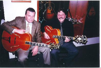 Jay Geils and Gerry Beaudoin