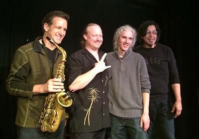 Eric Marienthal, Rob Silverman, Michael Silverman, Jimmy Haslip