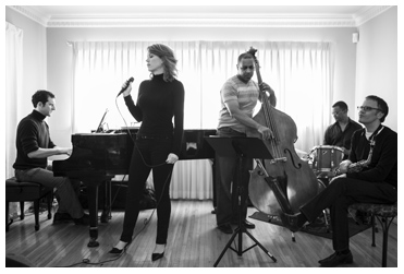 Molly Ringwald and Band