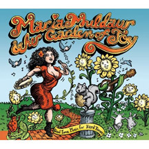 Maria Muldaur and Her Garden of Joy