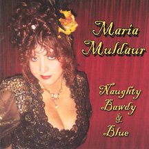 Maria Maldaur - Naughty, Bawdy, and Blue
