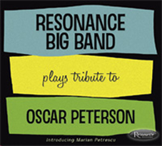 Resonance Big Band Play Tribute to Oscar Peterson