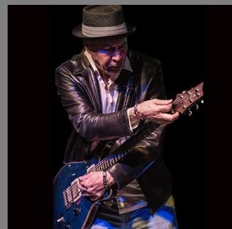 Van Wilkes - Photo by Dave Pedley