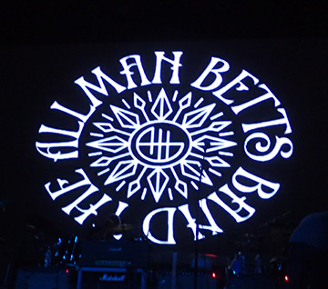 The Allman Betts Band - photo by Luxury Experience
