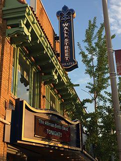 Wall Street Theater, Norwalk, CT