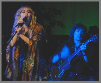 Candice Night and Ritchie Blackmoreat Paramount Hudson Valley, NY - photo by Luxury Experience