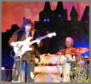 Ritchie Blackmore and David Keith at Paramount Hudson Valley, NY - photo by Luxury Experience