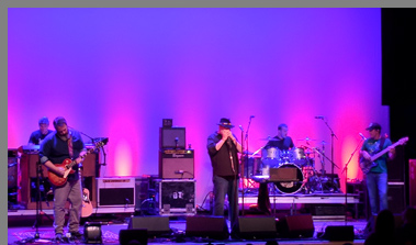 Blues Traveler - Ridgefeidl Playhouse, Ridgefield, CT - photo by Luxury Experience