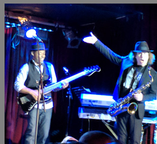 Boney James, Smithy Smith at B.B. Kings NYC - photo by Luxury Experience