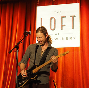 Casey James - photo by Luxury Experience