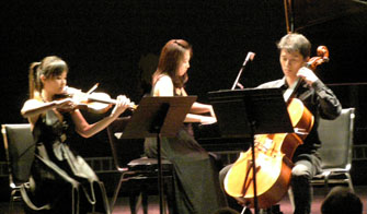 Catskill High Peaks Music Festvial - Young Artists in Residence - Bejing China - Photo by Luxury Experience