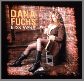 Dana Fuchs - Bliss Avenue - photo by Luxury Experience