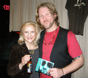 Debra C. Argen and Devon Allman - © Photo by Luxury Experience