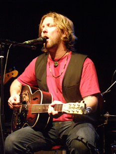 Devon Allman - © Photo by Luxury Experience