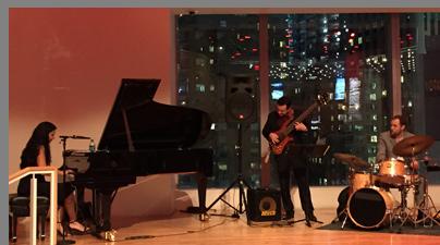 Abelita Mateus Trio - photo by Luxury Experience