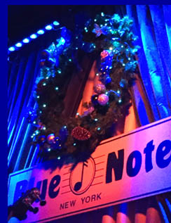 Blue Note NYC - photo by Luxury Experience