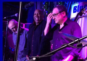 Bob James, Nathan East, Chuck Loeb - Fourplay - photo by Luxury Experience