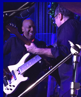 Nathan East, Chuck Loeb- Fourplay - photo by Luxury Experience