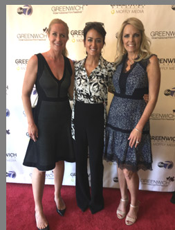 GIFF 2017 - Colleen de Veer, Wendy Stapleton Reyes, Ginger Stickel - photo by Luxury Experience