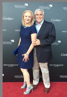 GIFF 2017 - Debra C. Argen, Edward F. Nesta - photo by Luxury Experience