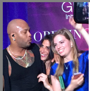 GIFF 2017 - Flo Rida and Guests - photo by Luxury Experience