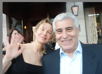 GIFF 2017 - Renee Zellweger, Edward F. Nesta - photo by Luxury Experience