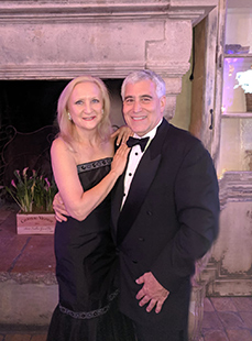 Debra C. Argen, Edward F. Nesta - GIFF 2019 Gala - photo by Luxury Experience