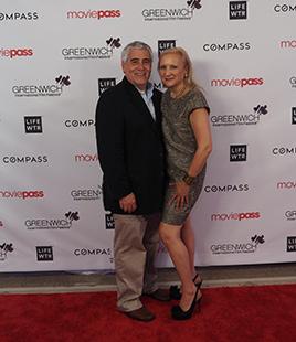 Edward F. Nesta, Debra C. Argen - GIFF 2018 - photo by Luxury Experience
