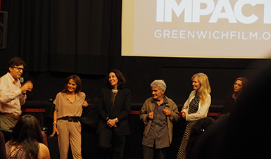 The Price of Everything - Q&A - GIFF 2018 - photo by Luxury Experience